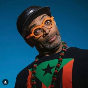 wauw! Merci @officialspikelee pour votre amour inconditionnel pour les belles lunettes! #theoeyewear collection Theo…