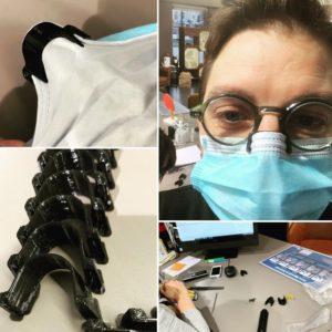 On a testé le nez anti-buée dans notre magasin de Frasnes-Lez-Buissenal! Ça fonctionne super…